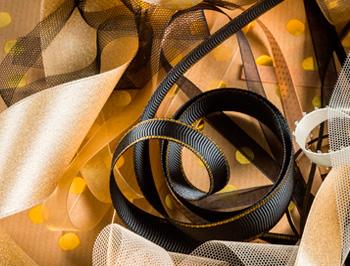 decorative ribbons